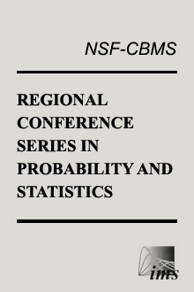 NSF-CBMS Regional Conference Series in Probability and Statistics Logo