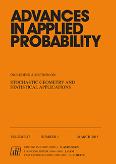 Advances in Applied Probability Logo