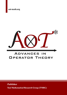 Advances in Operator Theory Logo