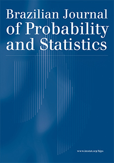 Brazilian Journal of Probability and Statistics Logo